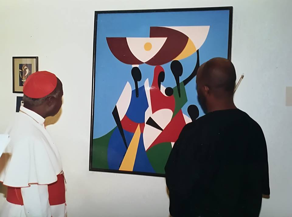cardinal wamala visit